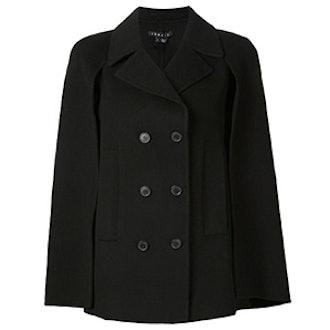 Cape Sleeve Jacket