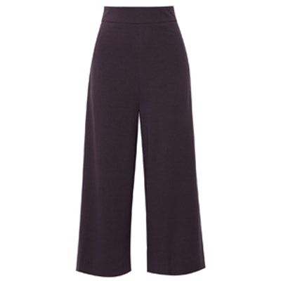 Cropped Jersey Pants