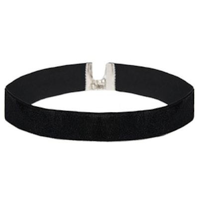 Basic Velvet Choker Necklace