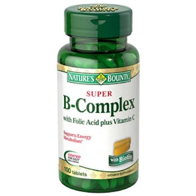 Super B-Complex Capsules