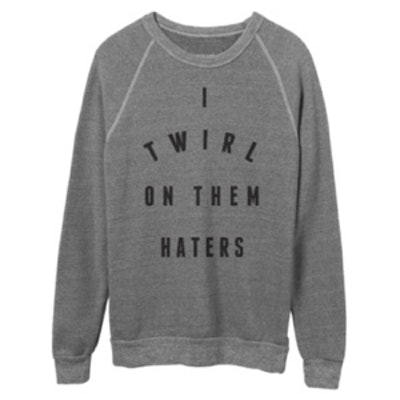 Haters Crewneck Sweatshirt