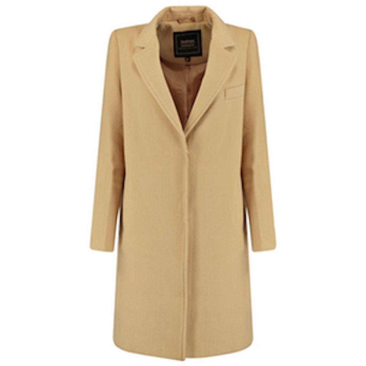 Alex Wool Look Coat