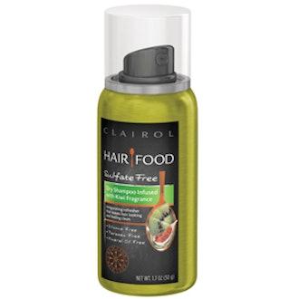 Hair Food Sulfate Free Kiwi Dry Shampoo