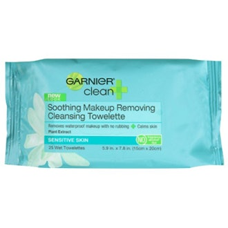 The Soothing Remover Cleansing Towelettes for Sensitive Skin