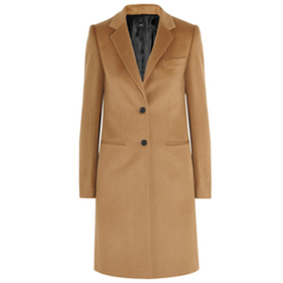 Man Wool and Cashmere Coat