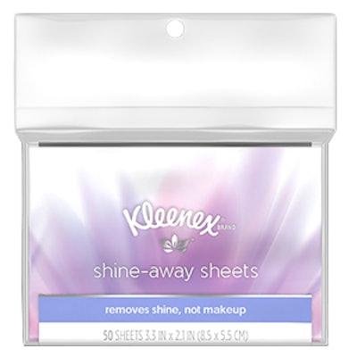 Shine Away Sheets