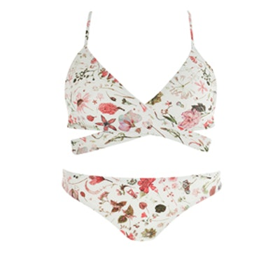 Liberty Love Wrap Top and Bottom