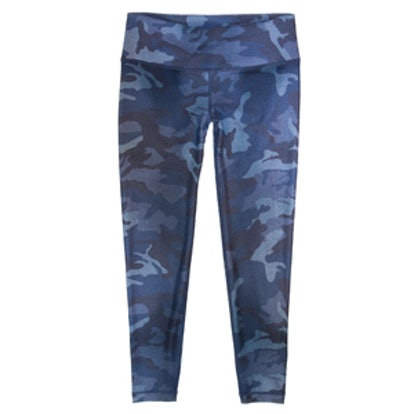 Leggings in Urban Camo Blue