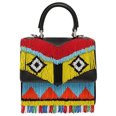 Mini Alex Fringed Handle Bag