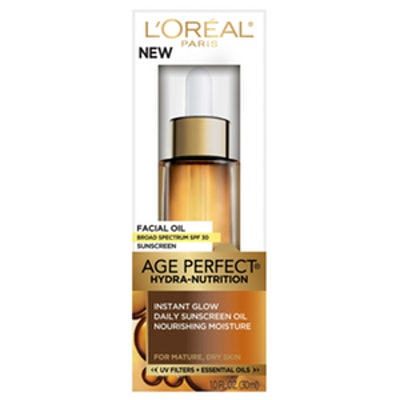 Age Perfect Hydra-Nutrition Face Oil
