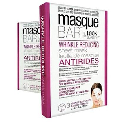Look Beauty Wrinkle Reducing Sheet Mask