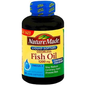 Fish Oil Soft Gels