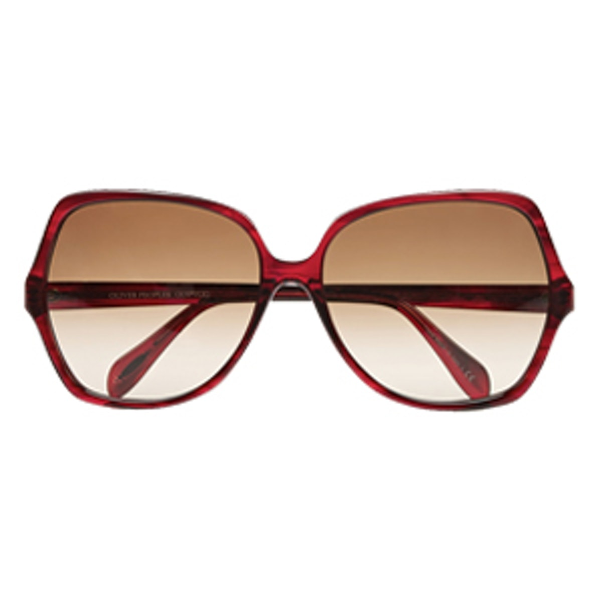 Lainie Square-Frame Acetate Sunglasses