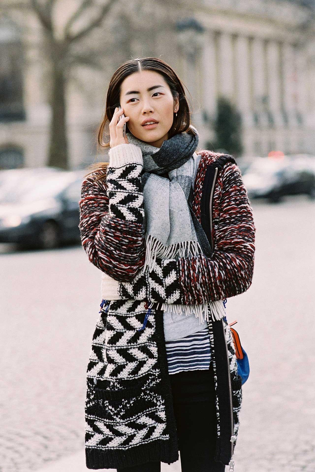 cd797e85a2f 5 Ways to Wear an Oversized Cardigan