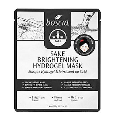 Sake Brightening Hydrogel Mask