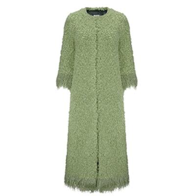 Faux Shearling Audrey Coat