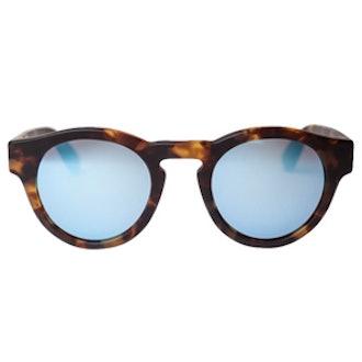 Matte Tortoise Sunglasses