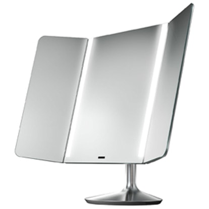 Wide-View Sensor Mirror