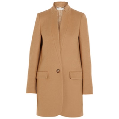 Bryce Wool-Blend Coat