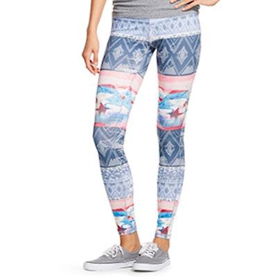 Printed Spandex Leggings