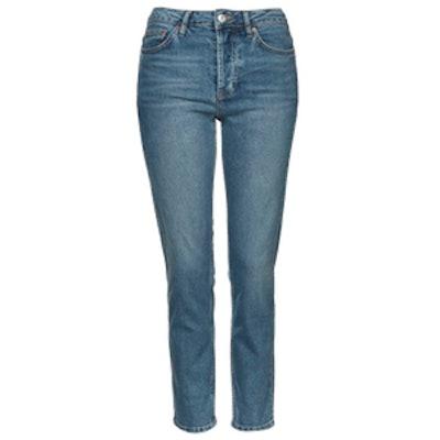 MOTO Straight Leg Jean