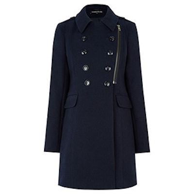 Longline Pea Coat