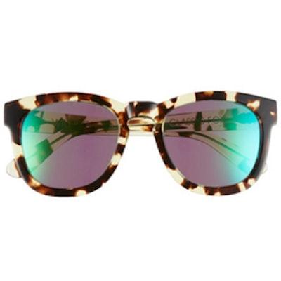 Classic Fox Mirrored Sunglasses
