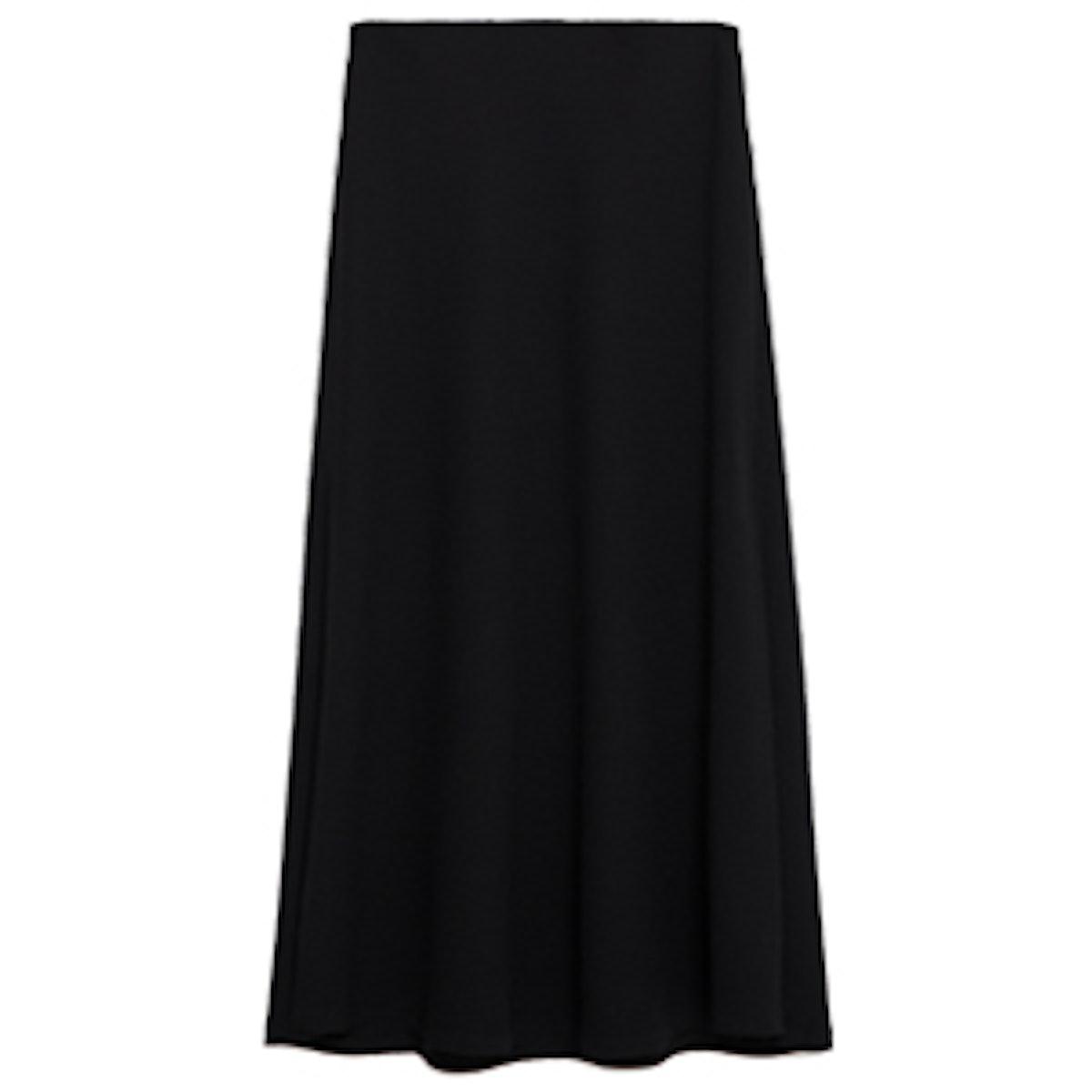 Long Skirt With Slits