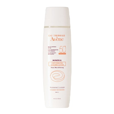 Mineral Light Hydrating Sunscreen Lotion SPF 50