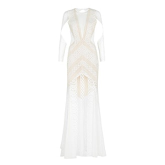 Ambrosia Backless Maxi Dress