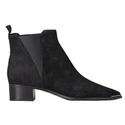 Jensen Suede Ankle Boot