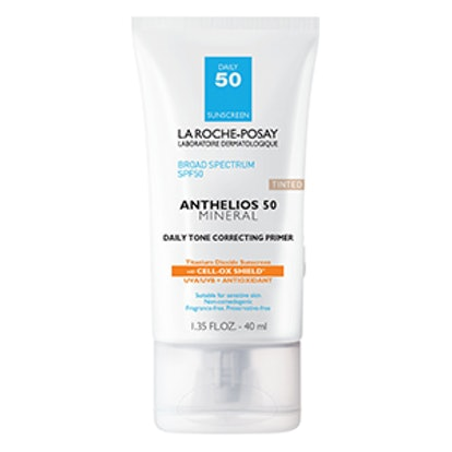 SPF 50 Anti-Aging Tinted Primer with Sunscreen
