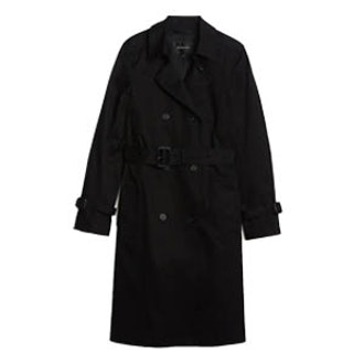 Santiago Trench Coat