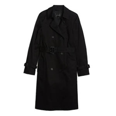 Santiago Trench Coat