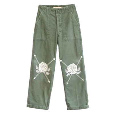 Song Of The East Army Pant