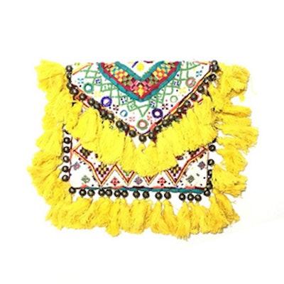 Yellow Holi Sling Bag