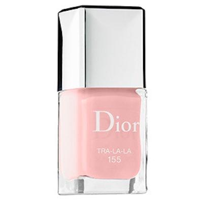 Dior Vernis Gel Shine and Long Wear Nail Lacquer in Tra-La-La