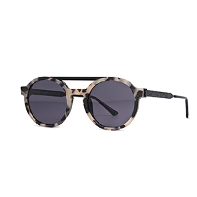 Tortoise & Black Sunglasses