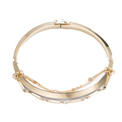 Peaked Chain Cuff