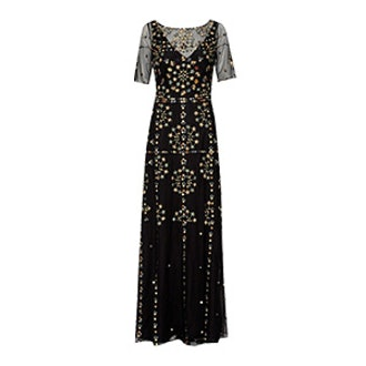 Evie Sparkle Maxi Dress