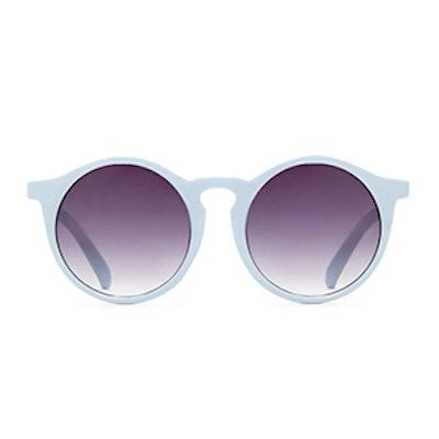 Gradient Round Sunglasses