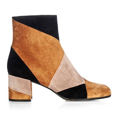 Stivale Luggage Suede Ankle Boots