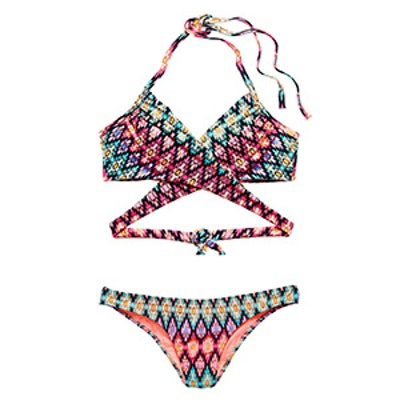 Wrap Halter Bikini
