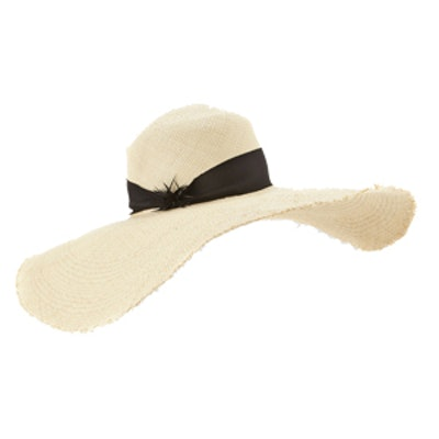 Breakaway Straw Floppy Hat