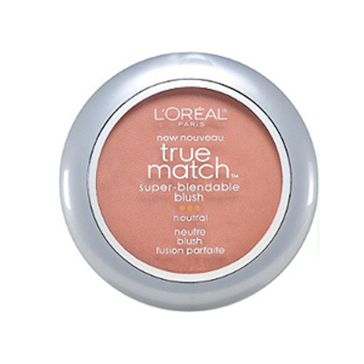 True Match Super Blendable Blush in Apricot Kiss