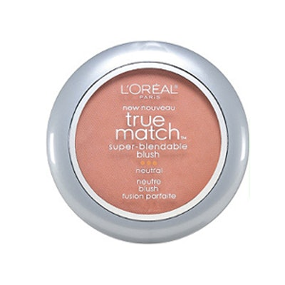 True Match Super Blendable Blush in Apricot Kiss
