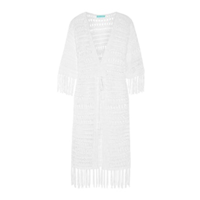 Naomi Crocheted Robe