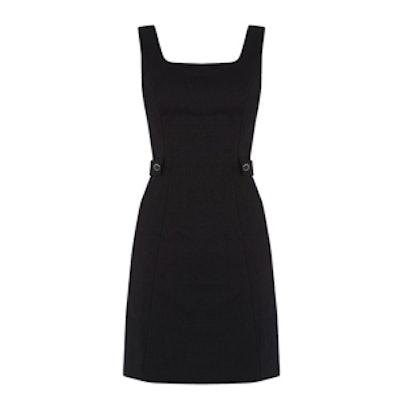 Pinafore Tab Detail Dress