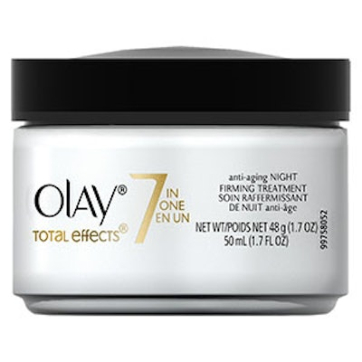 Olay Total Effects Anti-Aging Night Firming Treatment