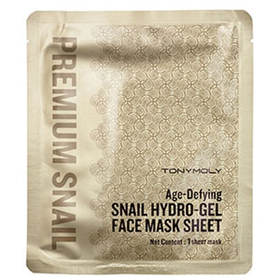 Age-Defying Snail Hydro-Gel Face Mask Sheet